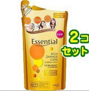 エッセンシャル リッチダメージケア コンディショナー.JPG